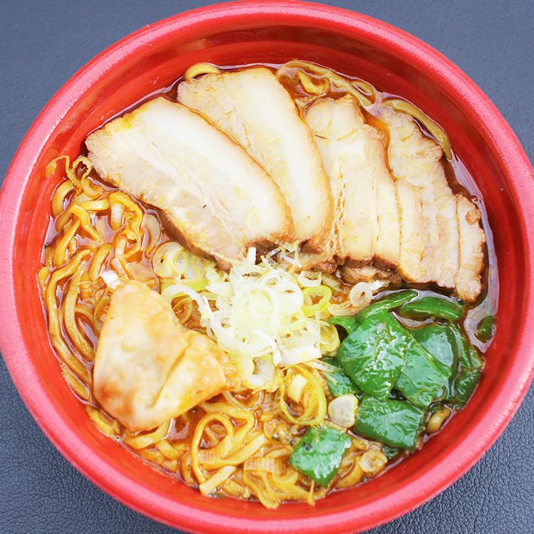 スープカレー麺